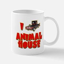 I Love Animal House Deathmobile Mug
