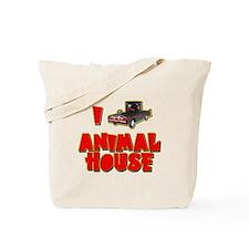I Love Animal House Deathmobile Tote Bag
