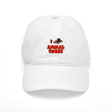 I Love Animal House Deathmobile Baseball Cap