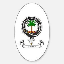 Badge-Cairns [Midlothian] Sticker (Oval)