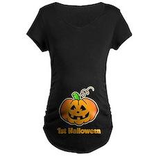 1st Halloween Pumpkin T-Shirt
