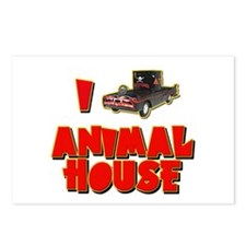 I Love Animal House Deathmobile Postcards (Package