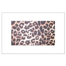 Leopard Print Large Poster