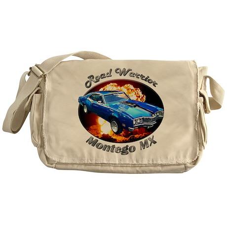 Mercury Montego MX Messenger Bag
