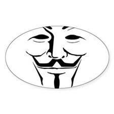 Guy Fawkes Day Decal