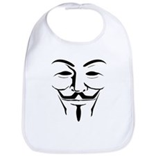 Guy Fawkes Day Bib