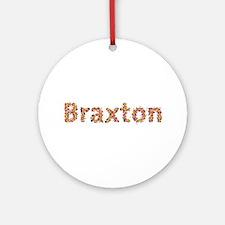 Braxton Fiesta Round Ornament