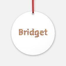 Bridget Fiesta Round Ornament