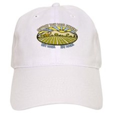 Support Your Local Farmers Baseball Cap