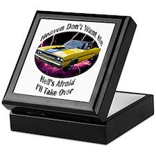 Plymouth GTX Keepsake Box