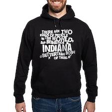 Indiana (Funny) Gift Hoody