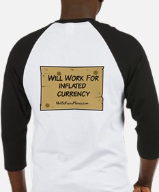 Will Work Inflation 2 Baseball Jersey