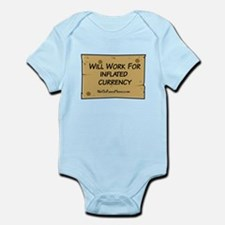 Will Work Inflation 2 Infant Bodysuit