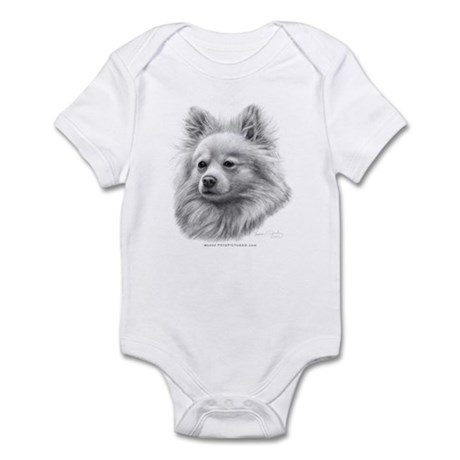 Pomeranian Infant Creeper