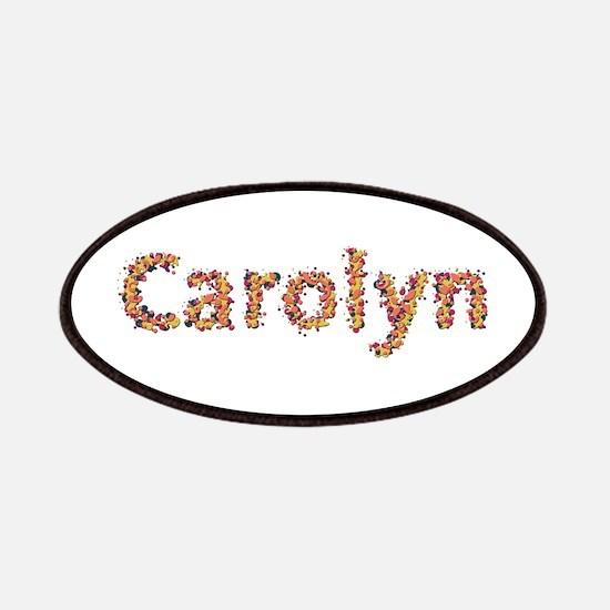 Carolyn Fiesta Patch