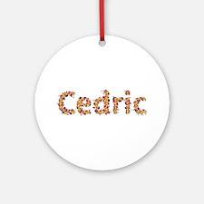 Cedric Fiesta Round Ornament