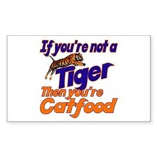 Tiger Bait Decal