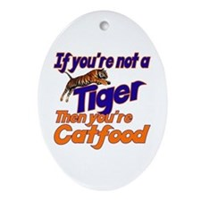 Tiger Bait Ornament (Oval)