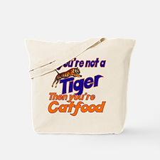 Tiger Bait Tote Bag
