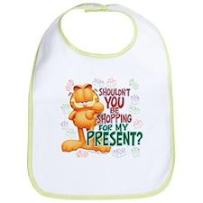 Shop For My Present? Bib