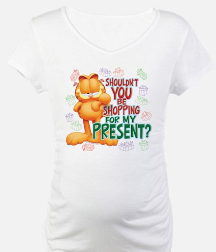 Shop For My Present? Shirt