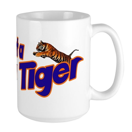 Tiger Bait Large Mug
