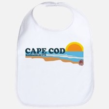 Cape May MA - Beach Design Bib