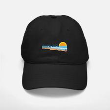 Cape May MA - Beach Design Baseball Hat