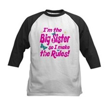 Big sister makes the rules Tee