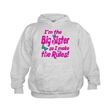 Big sister makes the rules Hoody