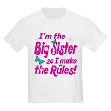 Big sister makes the rules T-Shirt