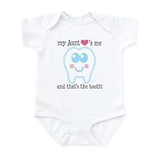 Aunt Hearts Me Infant Bodysuit