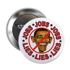 "SPENDTHRIFT BARACK 2.25"" Button"
