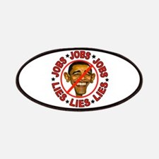 SPENDTHRIFT BARACK Patches