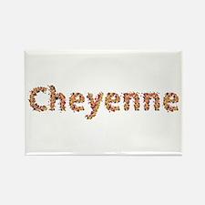 Cheyenne Fiesta Rectangle Magnet