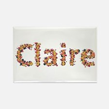 Claire Fiesta Rectangle Magnet