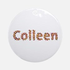Colleen Fiesta Round Ornament