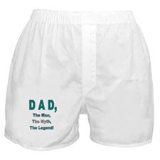 Dad, The Man, The Myth, The L Boxer Shorts