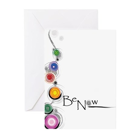 Be Now Greeting Cards (Pk of 10)