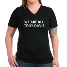 We are all Troy Davis Shirt