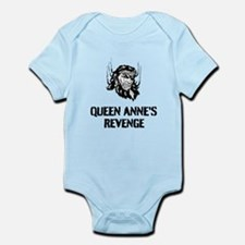 Queen Anne's Revenge Infant Bodysuit