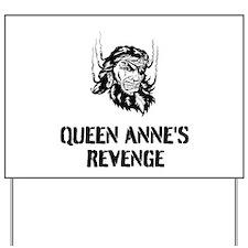 Queen Anne's Revenge Yard Sign