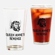 Queen Anne's Revenge Drinking Glass