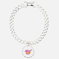 REDNECK PRINCESS (HEART) Bracelet