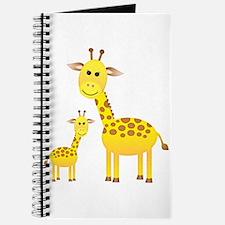 Little & Big Giraffes Journal