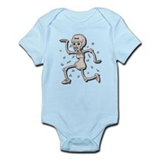 Gogo Skelegirl Infant Bodysuit