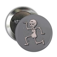 "Gogo Skelegirl 2.25"" Button"