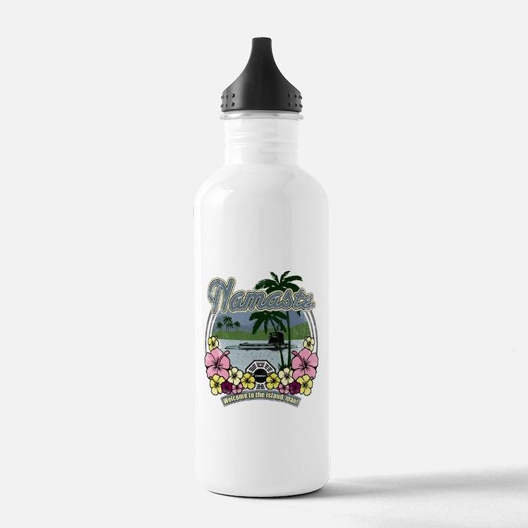 NAMASTE Water Bottle