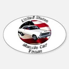 Ford Fairlane GT Sticker (Oval 10 pk)
