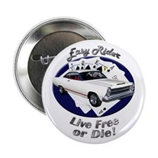 Ford Fairlane GT 2.25 Inch Button (10 pack)